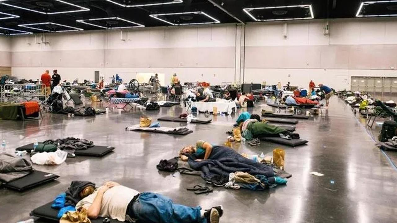 Rekor sıcaklık: 5 günlerce yüzlerce kişi öldü!
