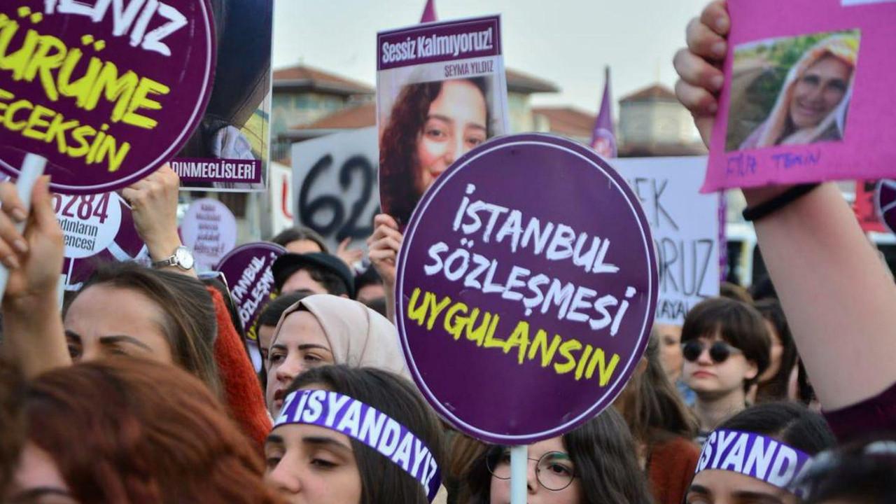 Patronlardan İstanbul Sözleşmesi çağrısı