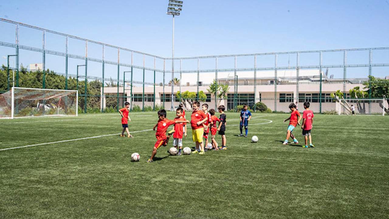 Mersin Büyükşehir'in spor kursları yeniden başlıyor