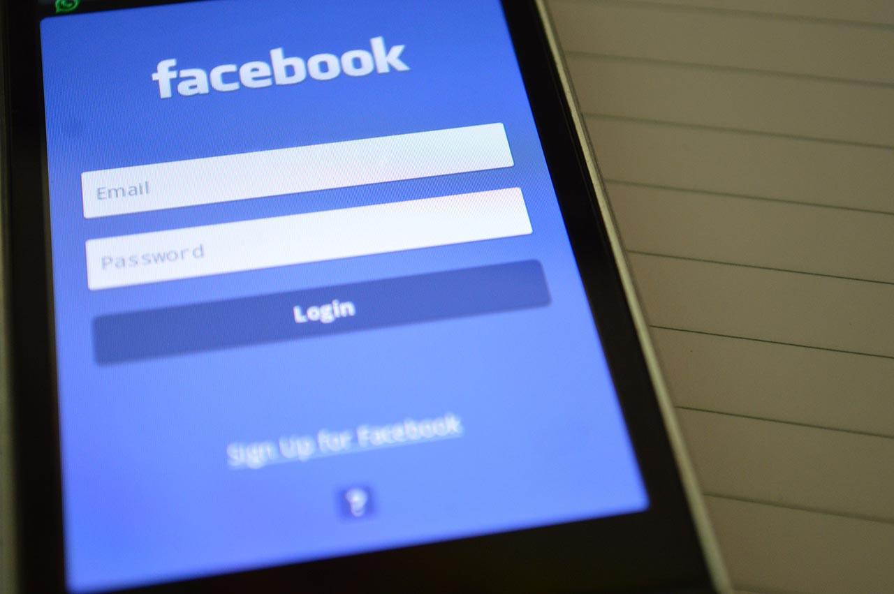 Facebook'ta skandal hata