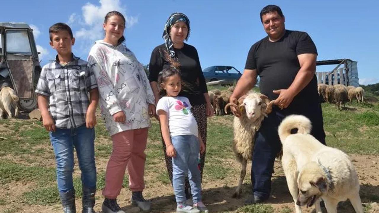 7 bin lira maaşı bırakıp köyünde çobanlığa başladı