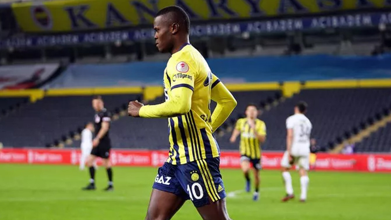 Fenerbahçe'de Mbwana Samatta'ya sürpriz talip