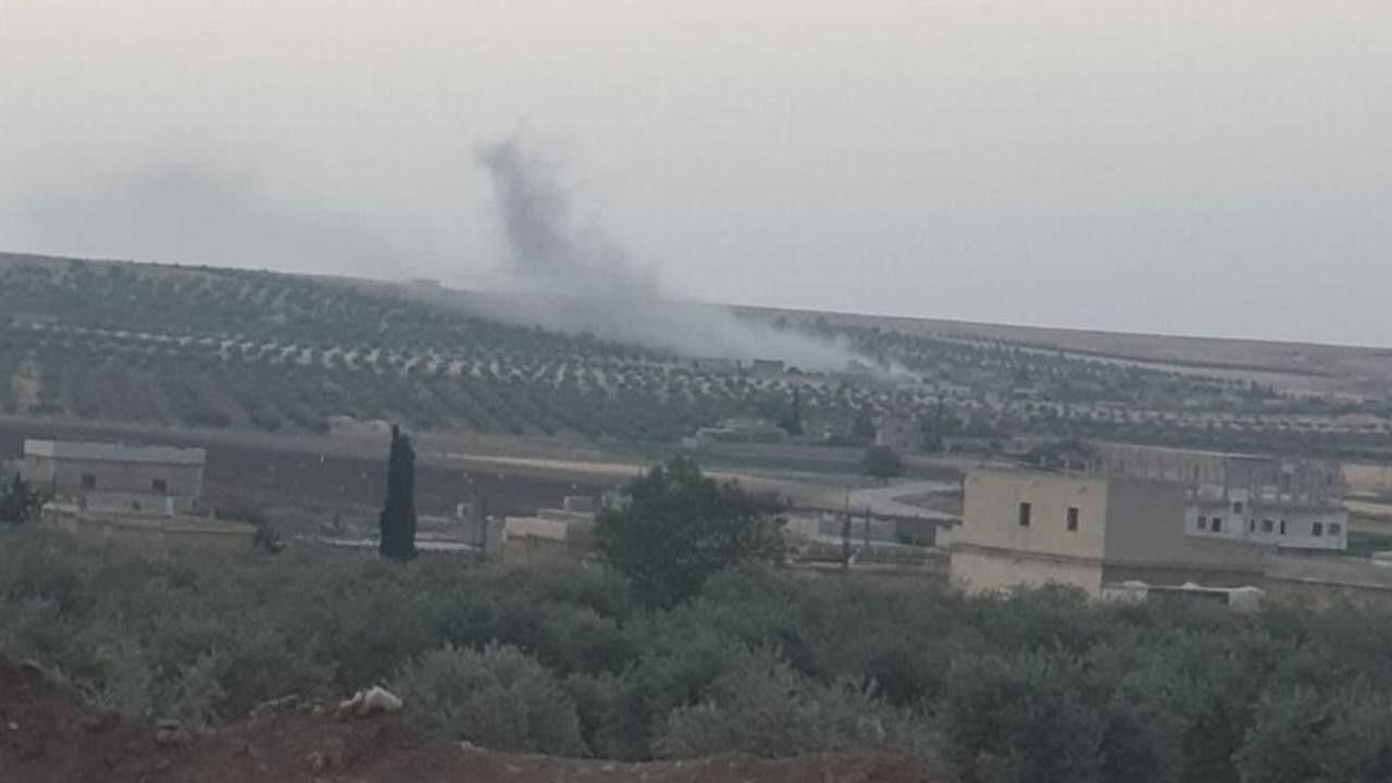 Esad yine sivilleri vurdu: 8 ölü!