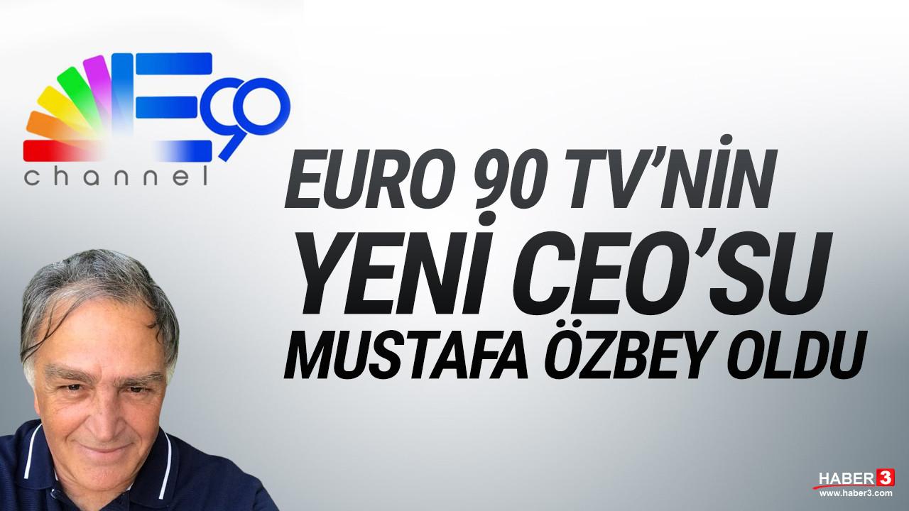 EURO 90 TV'ye yeni CEO