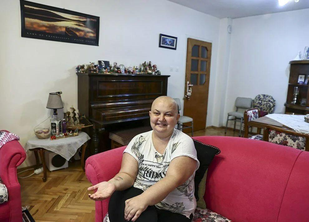 9 kez kanseri yendi - Resim: 2
