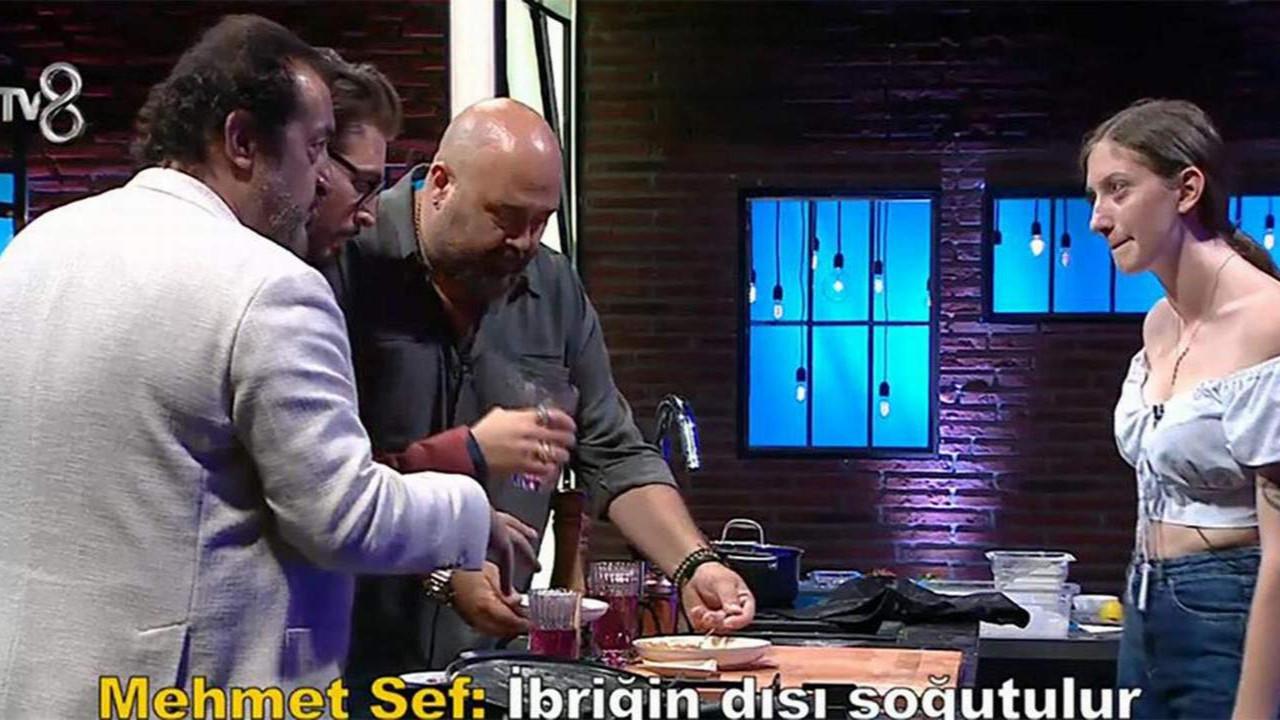 MasterChef Türkiye'de Mehmet şeften genç yarışmacıya sürpriz teklif