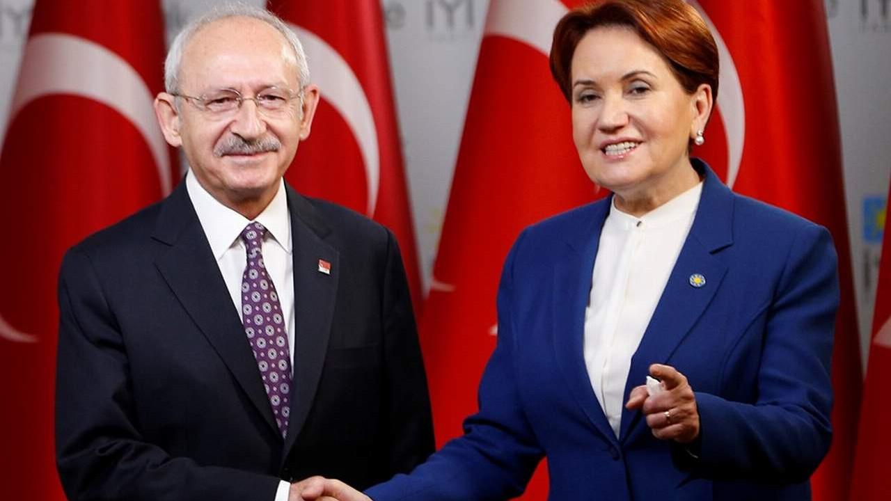 CHP ile İYİ Parti'nin kurduğu Millet İttifakı'na 5 parti daha katılıyor!