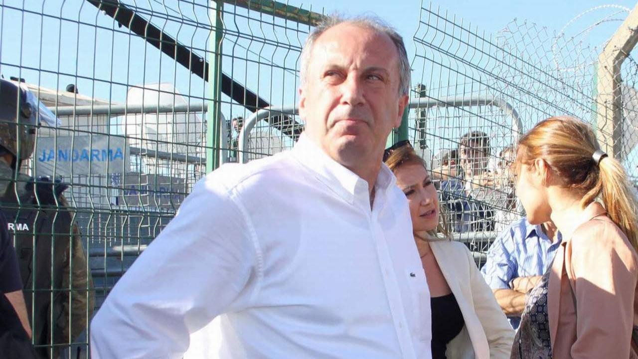 Savcı Muhammer İnce'ye siyasi yasak istedi