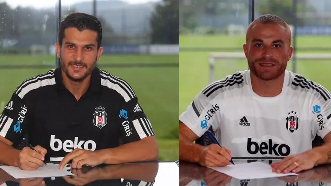 Beşiktaş'tan peş peşe transfer açıklamaları!