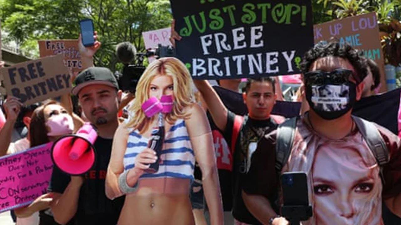 Britney Spears'ın annesi 'baba istismarı' için konuştu