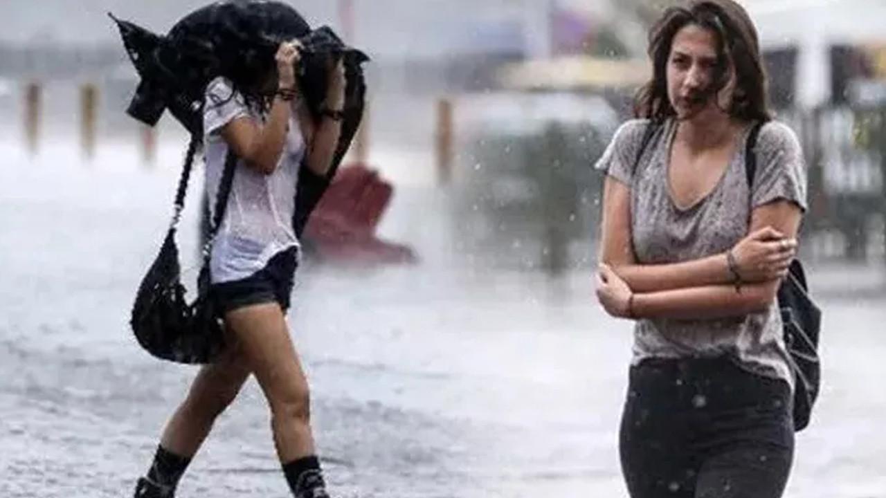 Meteoroloji'den sel uyarısı: Metrekareye 100 kilograma yakın yağış!