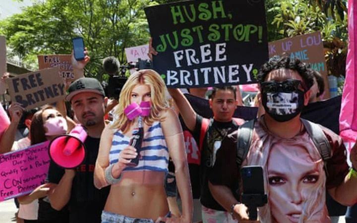 Britney Spears'ın annesi 'baba istismarı' için konuştu - Resim: 1