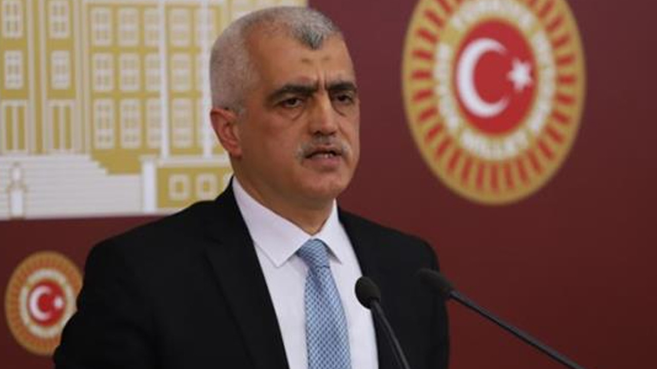 HDP'li Ömer Faruk Gergerlioğlu tahliye oldu
