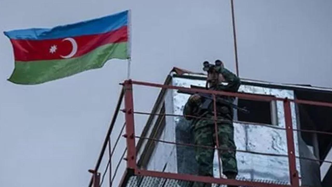 Karabağ'da Azerbaycan askerlerine ateş açıldı