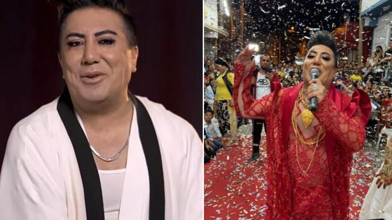 Düğünde sahne alan Murat Övüç'e büyük şok! ''Buradan cesedin çıkar''