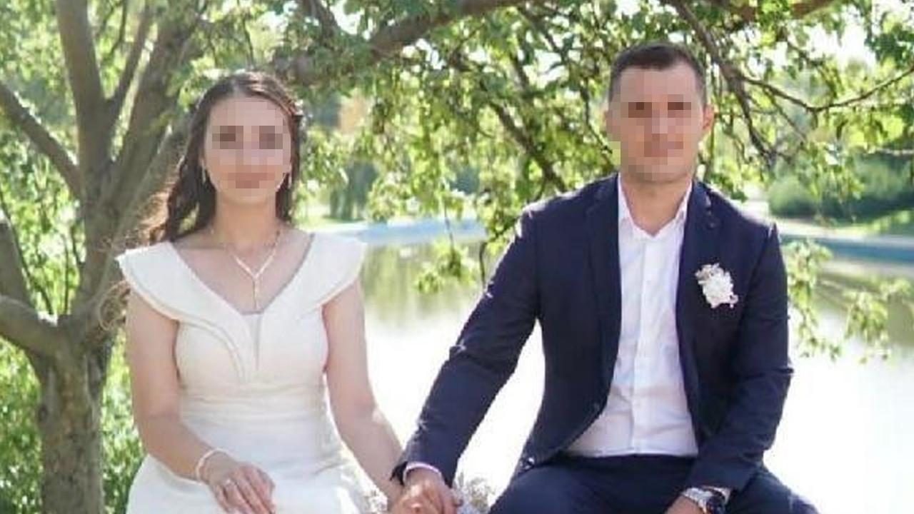 18 günlük eşi tarafından başından vurulmuştu! Kan donduran ifade