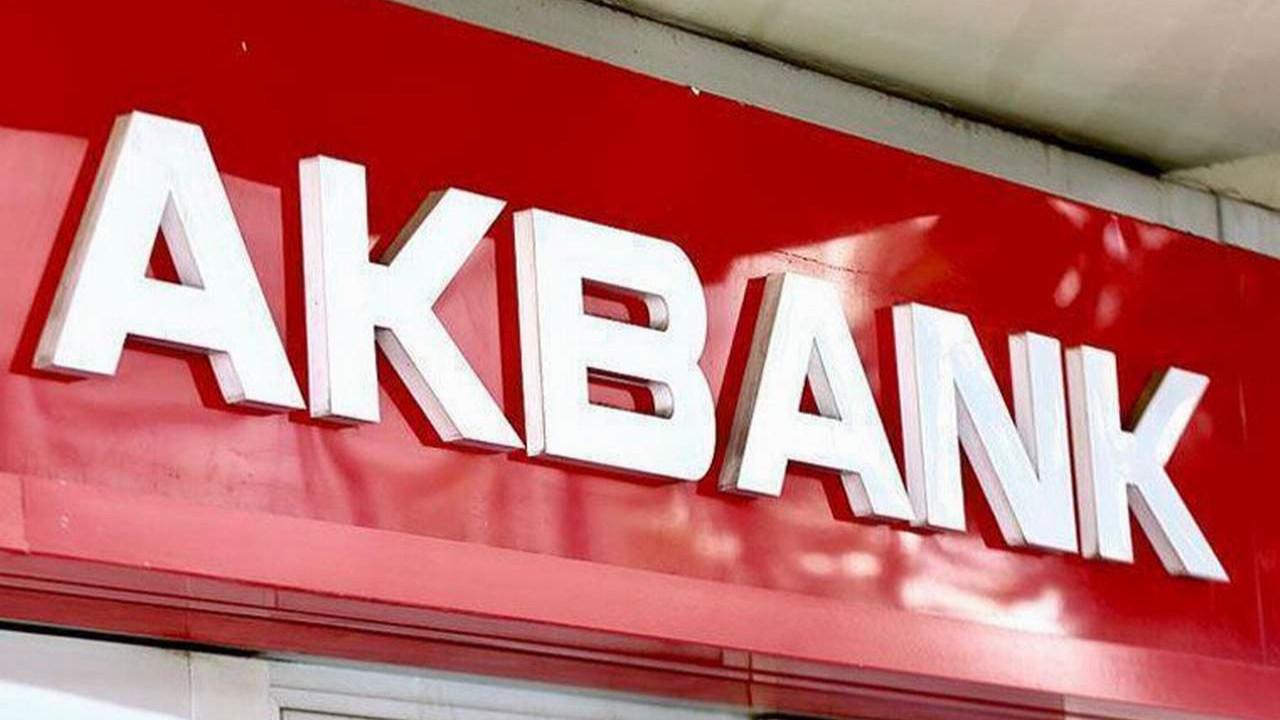 Akbank'tan, KAP'a açıklama