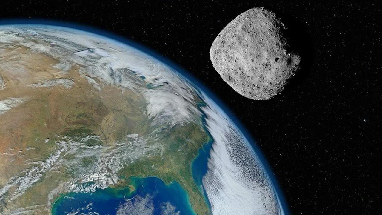 Çin'den teklif: Dünya'yı tehdit edecek asteroide roket