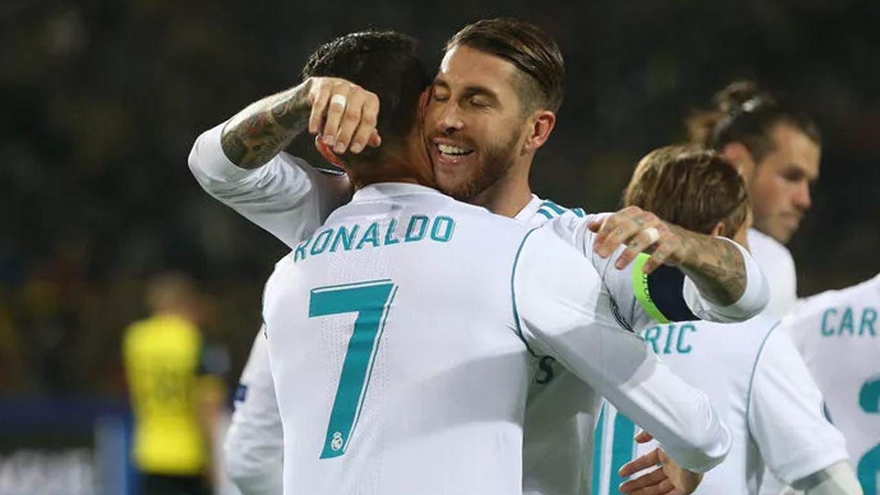 Sergio Ramos'un yeni takımı belli oldu