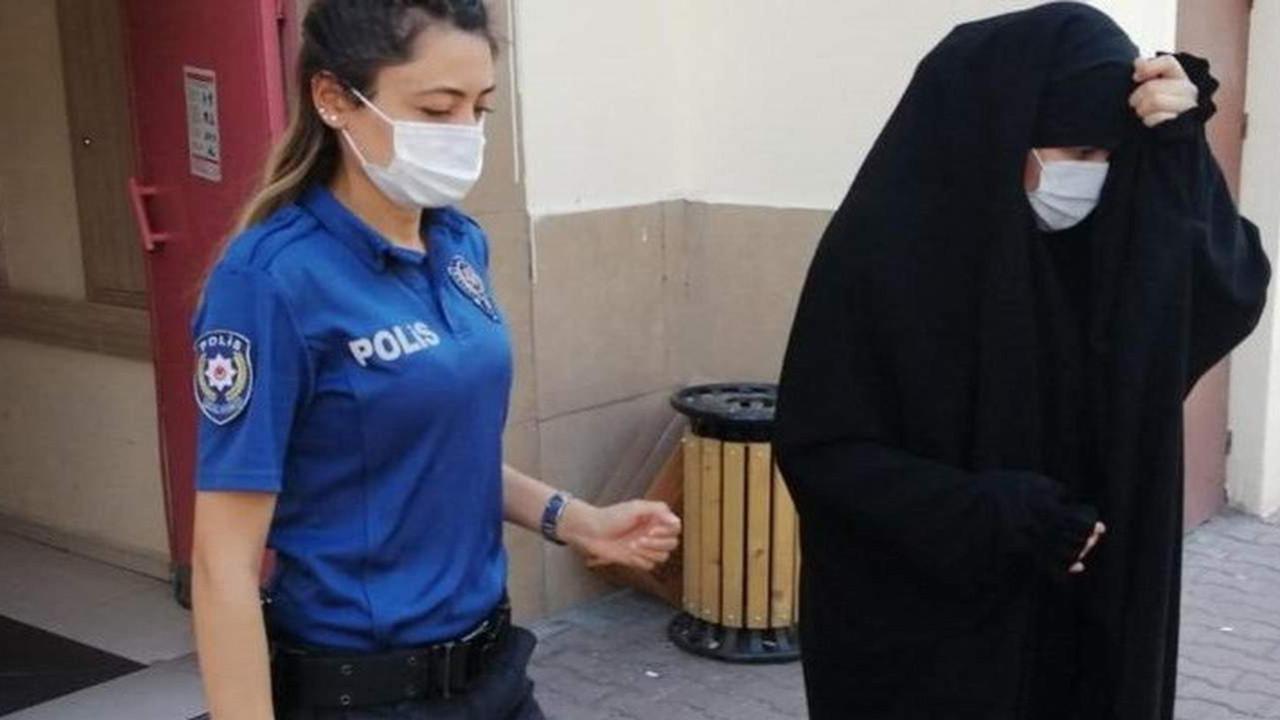 Kayseri'de DEAŞ üyesi 2 kadın yakalandı