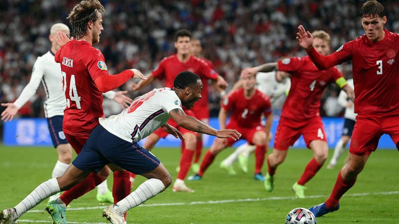 EURO 2020 finalinde İtalya'nın rakibi İngiltere oldu