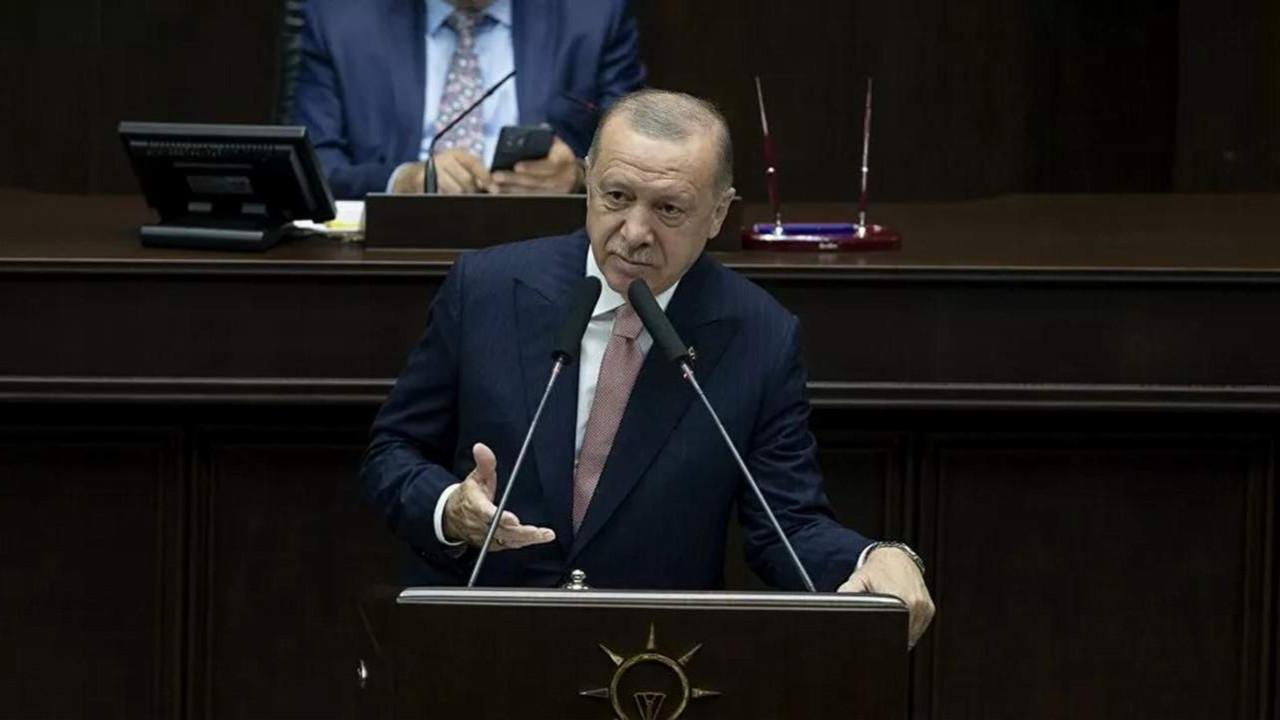 Erdoğan: ''Neymiş, uçakları satacakmış, dünyayı tarifeli uçaklarla mı dolaşacaksın?''