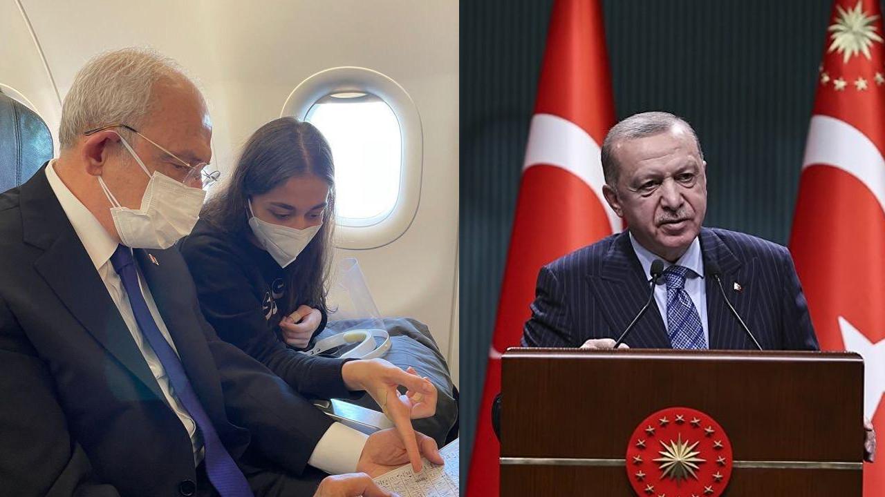 Uçak polemiği büyüyor! Kılıçdaroğlu'ndan Erdoğan'a yanıt