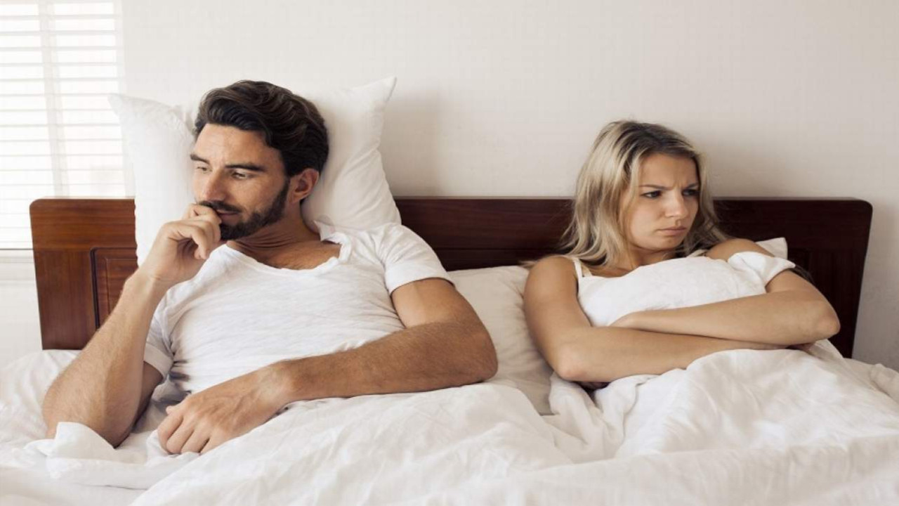 Türkiye'de 3 kişiden 1'inde cinsel işlev bozukluğu görülüyor