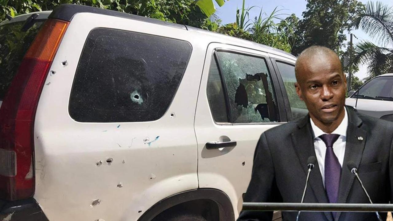 Haiti Devlet Başkanı'nın katillerine operasyon: 4 ölü