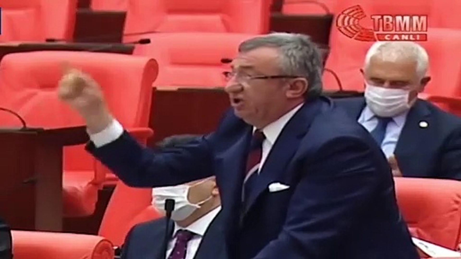Meclis'te ''10 bin dolar alan siyasetçi'' gerilimi