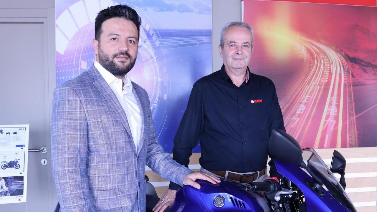 Yamaha Motor Türkiye'de yönetim değişti