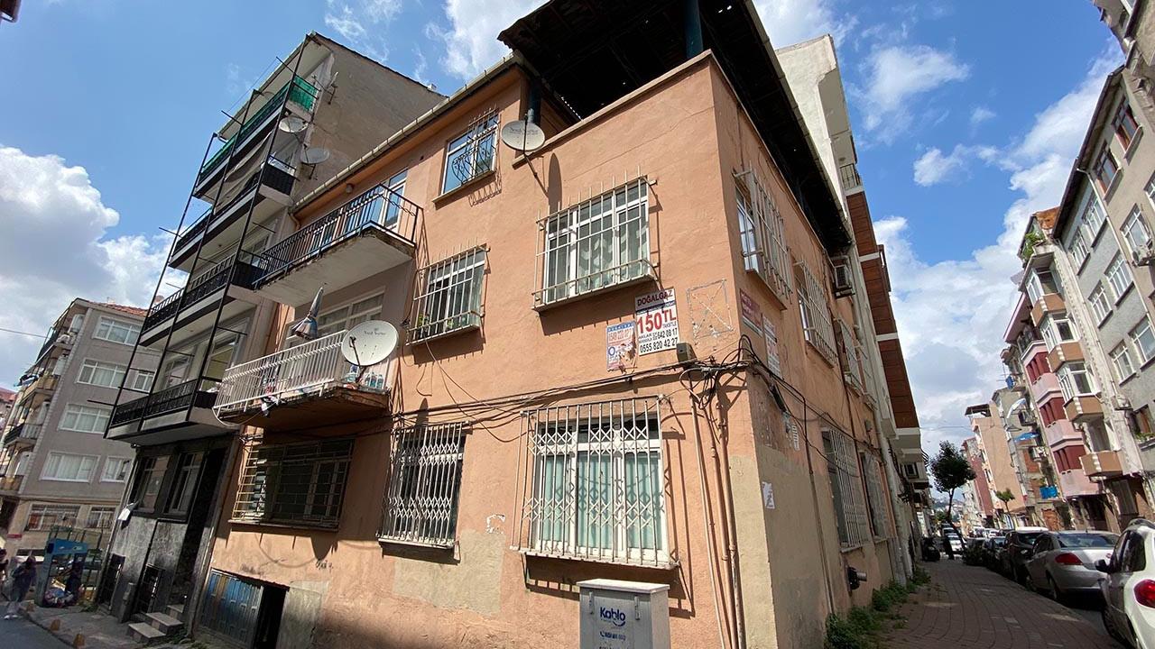 İstanbul'da 3 katlı apartmanın altında tarih yatıyor