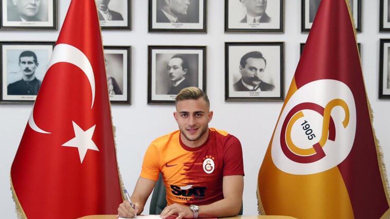 Galatasaray bir transferi daha resmen duyurdu