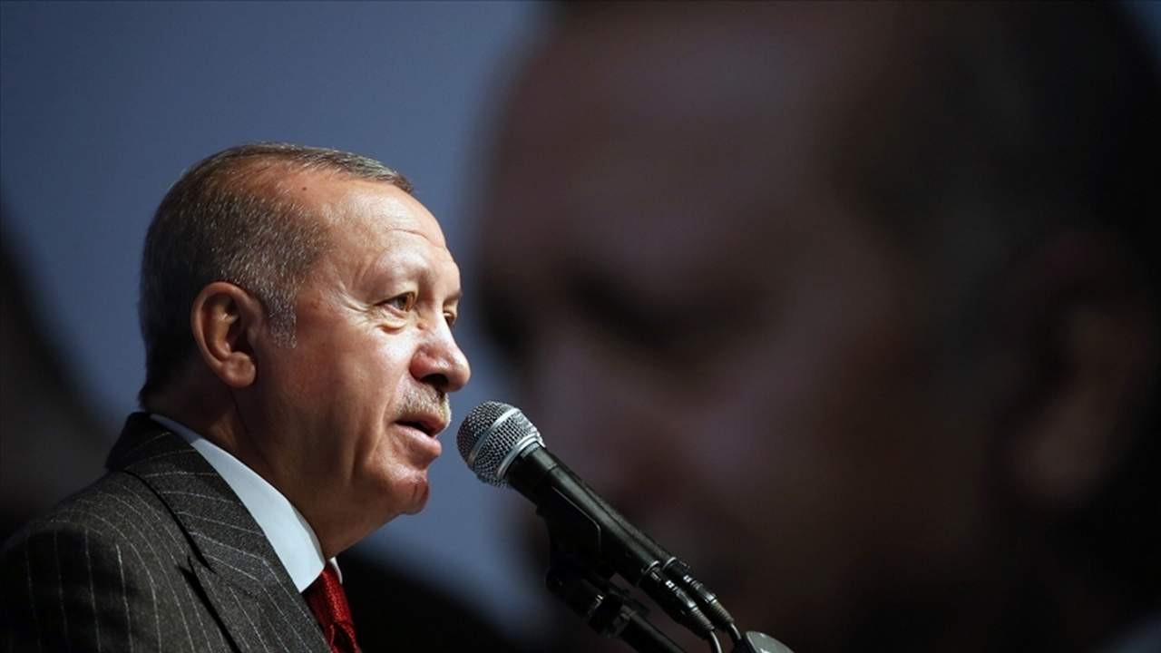 Erdoğan'a Diyarbakır'da ''Biji Serok'' tezahüratı