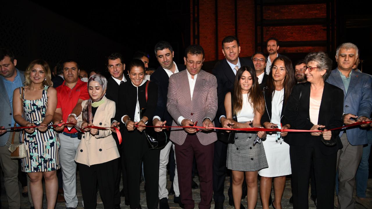 Kadıköy'de tarihi Hasanpaşa Gazhanesi Müze Gazhane olarak hayat buldu