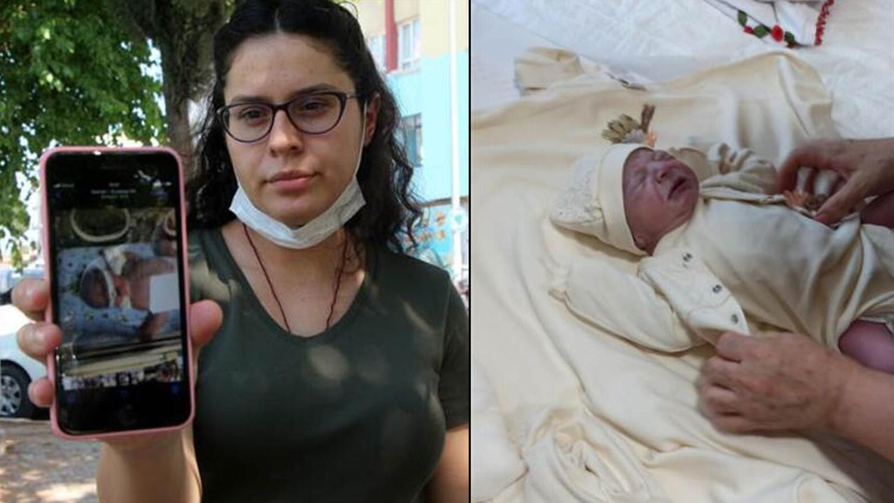Özel hastanede vahim iddia! Azra bebek yaşam savaşı veriyor