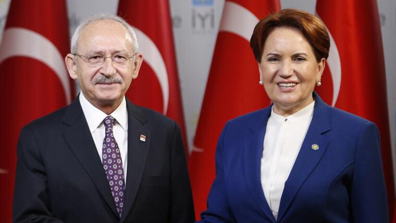 Kılıçdaroğlu'ndan adaylık açıklaması: Üzülerek haberim oldu