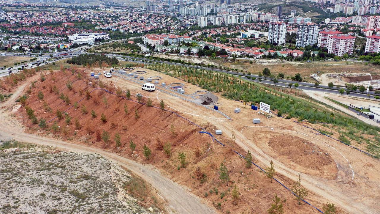 Ankara Büyükşehir Belediyesi'nden 30 Ağustos Zafer Bayramı'na özel 5 yeşil alan projesi