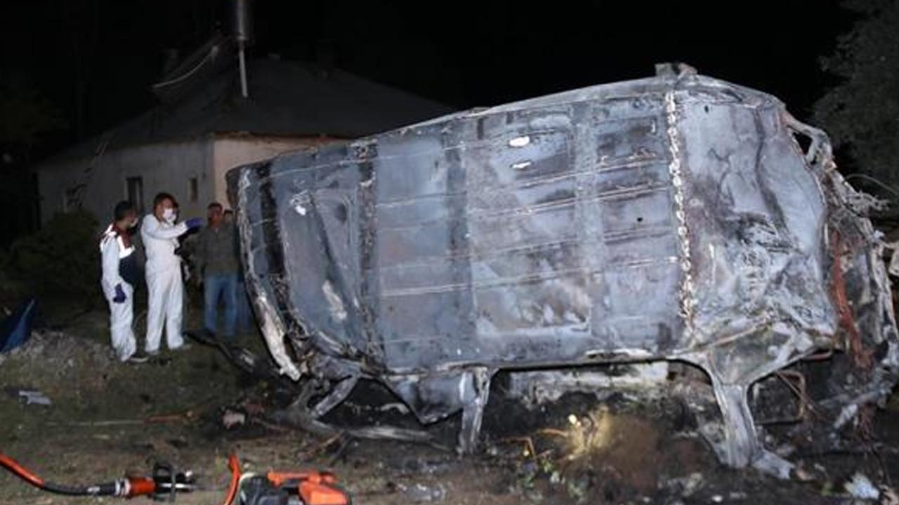 Valilikten 12 kişinin öldüğü kazayla ilgili açıklama