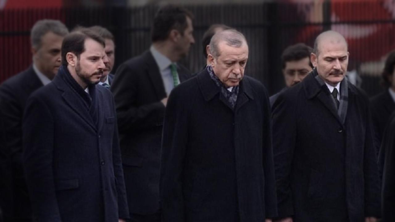 Erdoğan-Soylu-Albayrak hakkında suç duyurusu