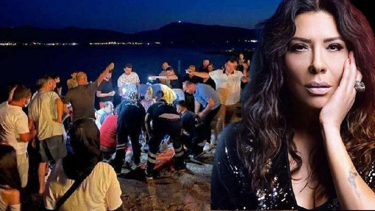 İzmir'de kahreden olay! Işın Karaca uzun süre şoku atlatamadı