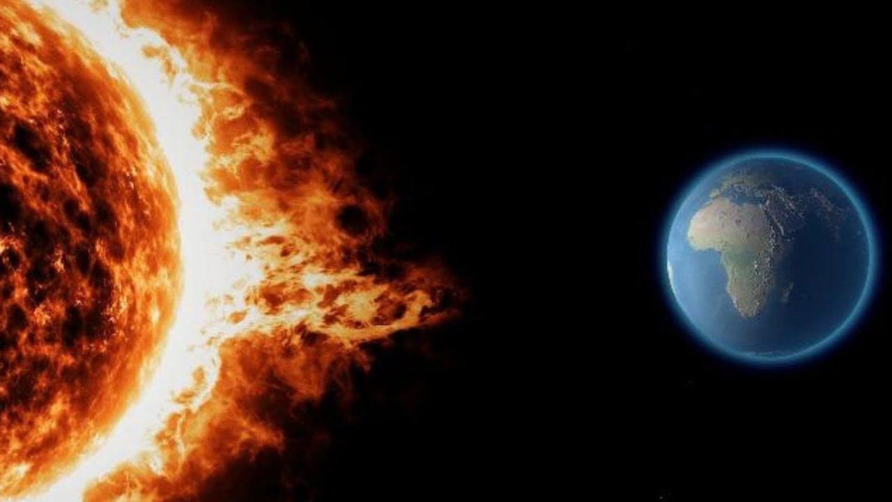 Bilim insanları uyardı: Yüksek hızlı güneş fırtınası geliyor