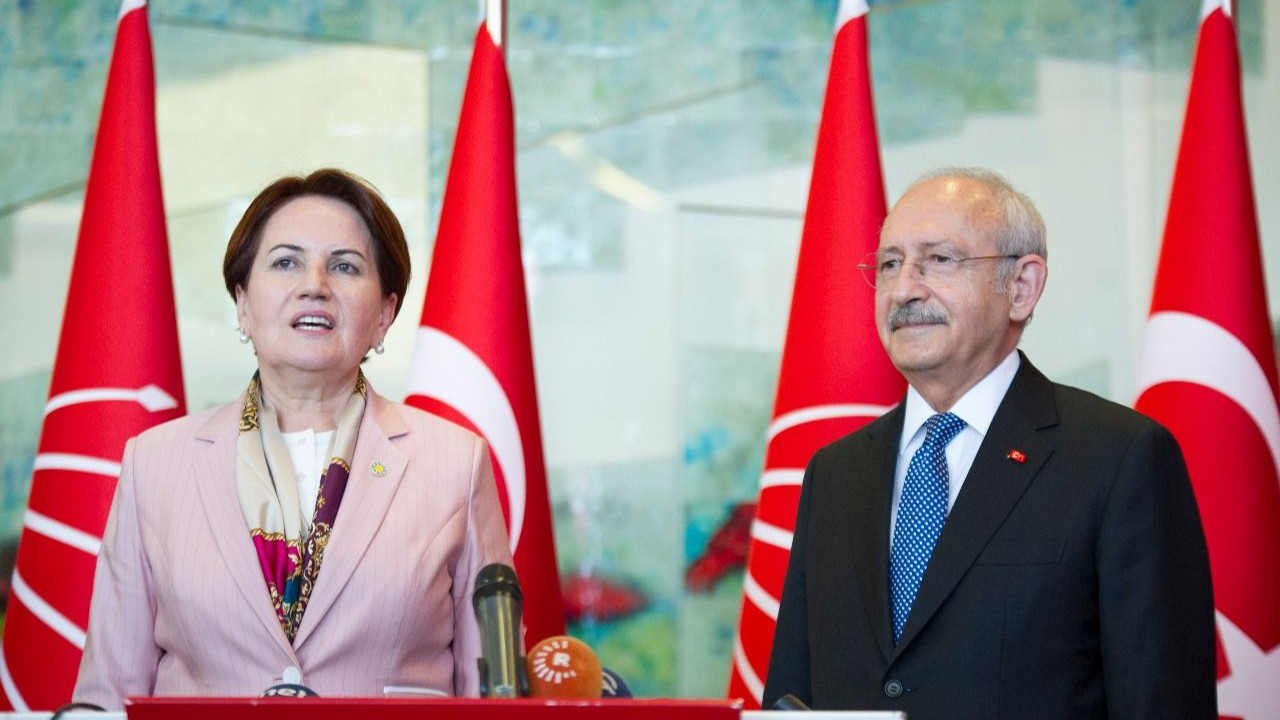 Akşener'den ''Kılıçdaroğlu'' açıklaması: Yorum yapmamız ayıp olur