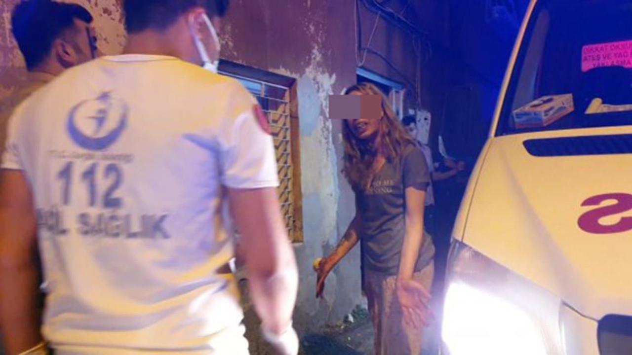 Adana'da iki kadın arasında bıçaklı kavga