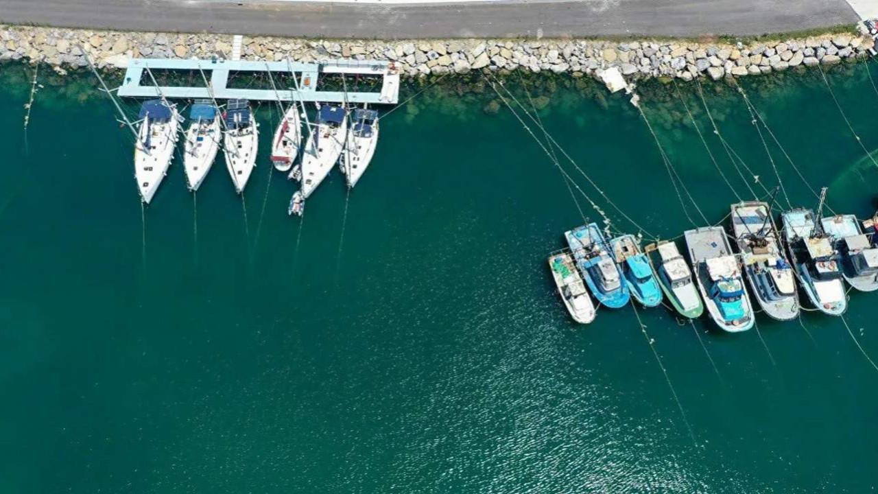 Emine Erdoğan'dan Marmara Denizi paylaşımı