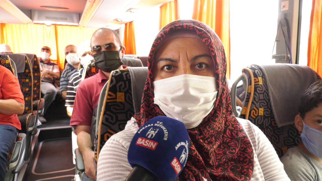 Ankara Büyükşehir'in kent gezileriyle yerel ekonomi canlanıyor