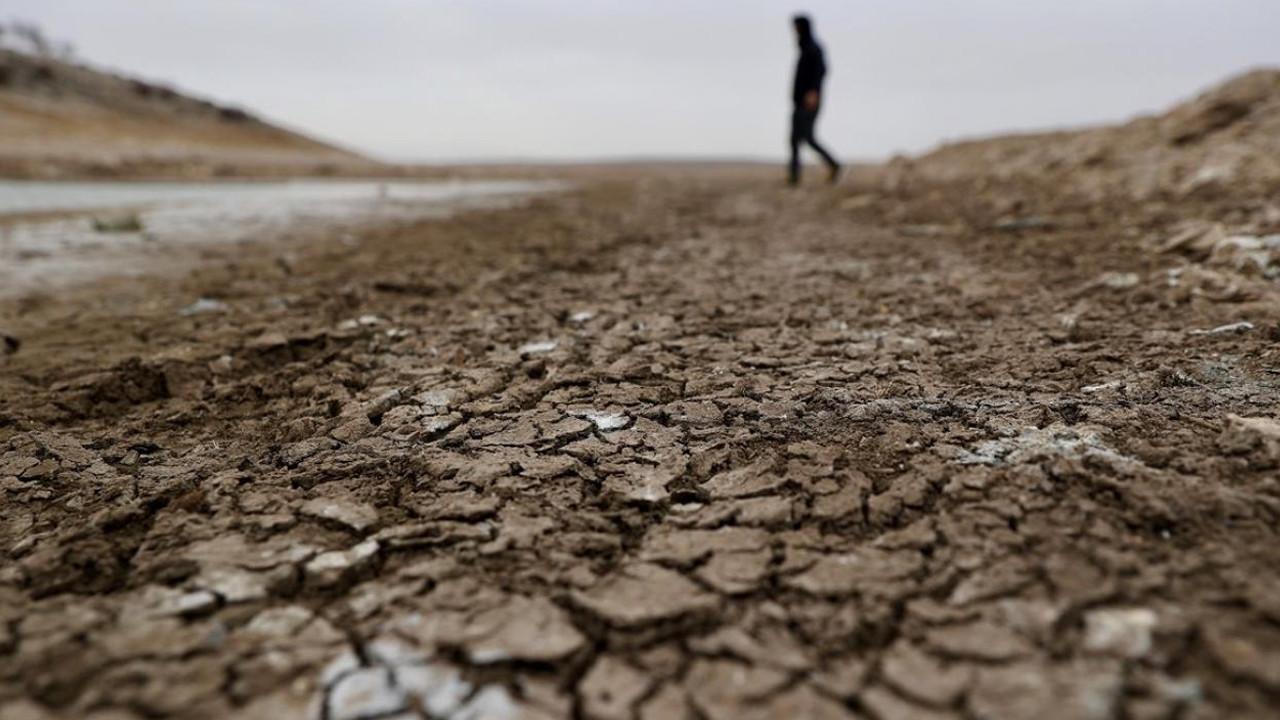 Meteoroloji'nin kuraklık haritası korkuttu