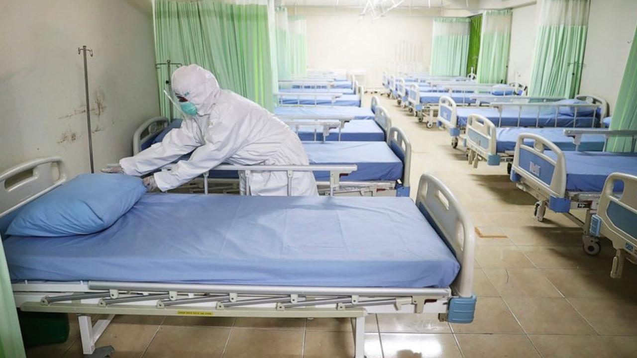 Korkunç rapor: Yüzlerce hasta karantinada öldü