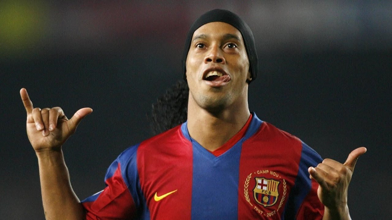 Yeşil sahaların sihirbazı Ronaldinho varisini açıkladı