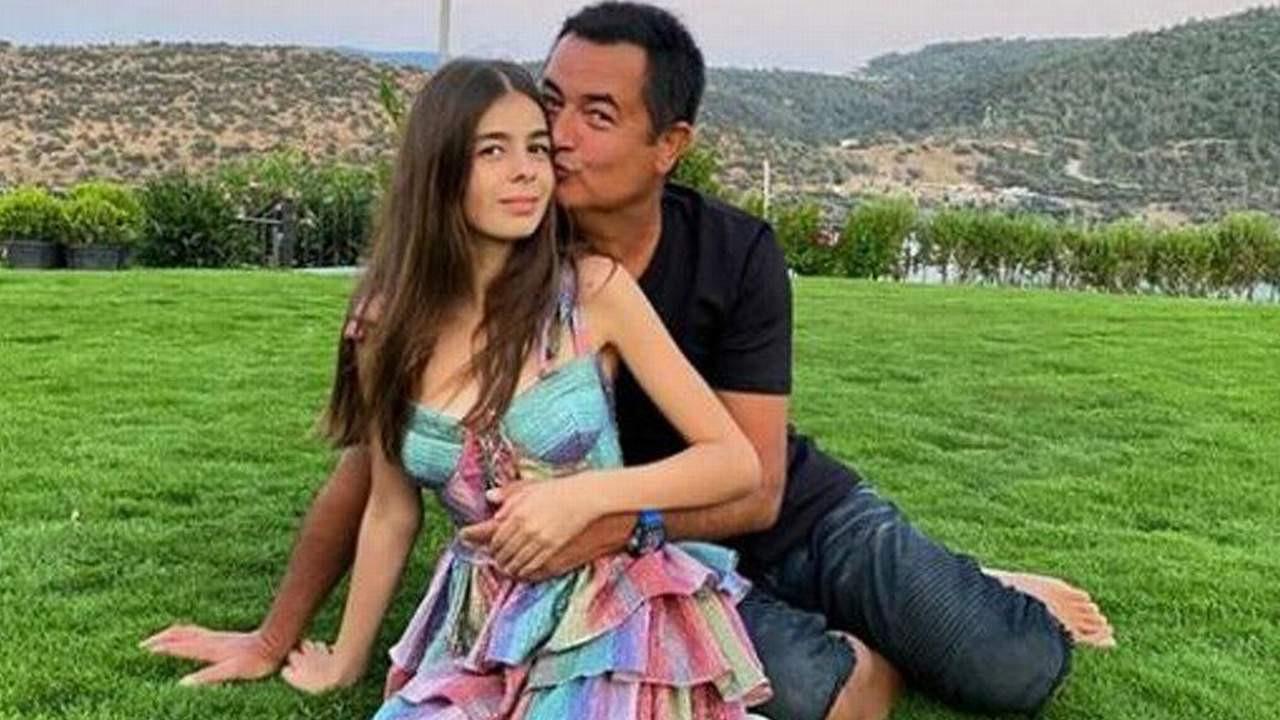 Acun Ilıcalı'nın kızının elbisesinin fiyatı olay oldu